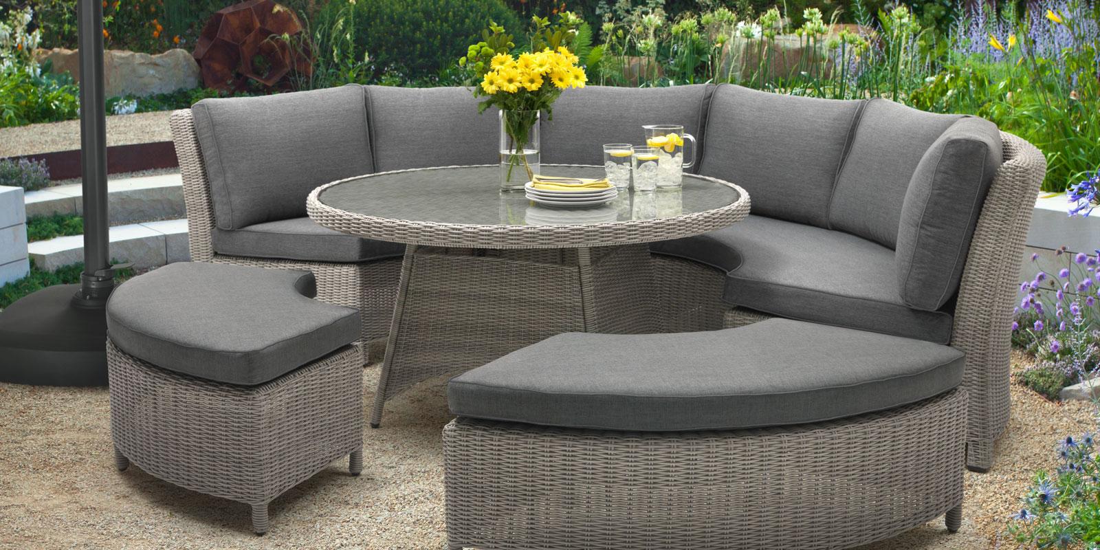 e1cde372bc3f Luxurious Garden Furniture From Kettler Trade Specialist. Henley Dining Set  ...