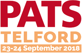 PATS Telford 23-24 September 2018 logo