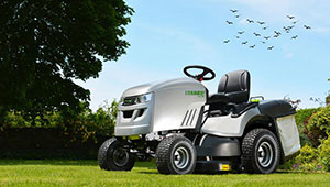 Reduce cutting time with Murray mowers