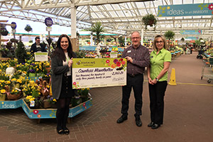 Haskins Garden Centre in West End nominated for 'Lifetime Support Award' by Countess Mountbatten Hospice