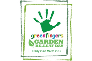 Support Garden Re-Leaf day on Friday 22nd March