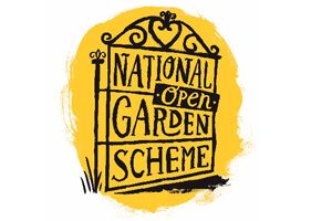 The National Garden Scheme logo