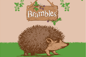 Brambles Pet and Wildlife Giveaway Hedgehog Awareness Week logo