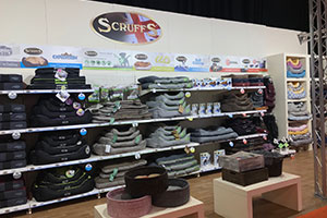 Scruffs® exhibiting at Spring Fair