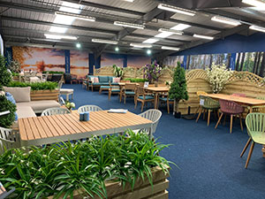 LifestyleGarden® new showroom