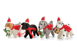 Amica hand made and fair trade felt toys