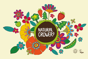 Award winning vegan fertiliser - Natural Grower