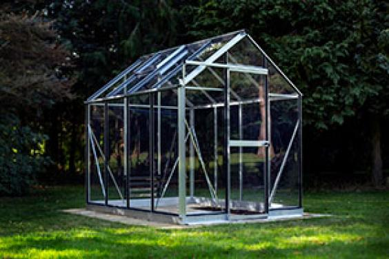 The Evika Greenhouse