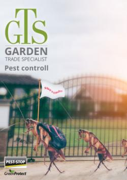 Pest control guide front cover