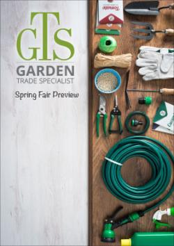 Spring fair preview front cover