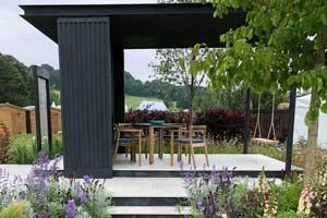 have featured in a Silver Gilt medal-winning show garden
