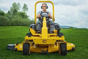 Pro-Z mower from Cub Cadet